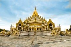 Relique Pagada de dent de Bouddha images stock