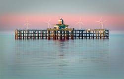 Reliquia del mar Fotos de archivo
