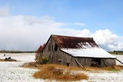 Reliquia di agricoltura nel Michigan ALTO Immagini Stock Libere da Diritti