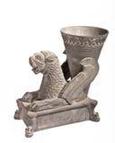 Reliquia e historia antiguas de Persia Foto de archivo libre de regalías
