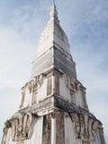 Reliquias en templo del budismo Fotos de archivo