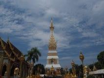 Reliquias en templo del budismo Fotografía de archivo libre de regalías