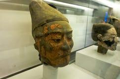 Reliquie culturali - Terra Cotta Warriors Fotografia Stock