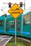 Relitto della bici fotografie stock