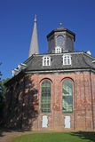 Rellingen Church. Octagonal church at Rellingen, Germany Royalty Free Stock Image