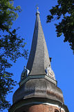 Rellingen Church Spire Royalty Free Stock Image
