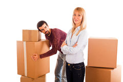 Relocation Issues Stock Photos