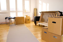 Relocation Stock Photography