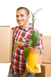 Relocation service Stock Images