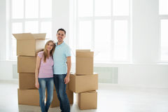 Relocation Stock Image
