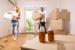 Relocation Stock Images