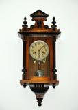 Reloj 1900 de péndulo Imagenes de archivo