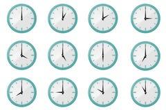 Reloj Ilustración del Vector