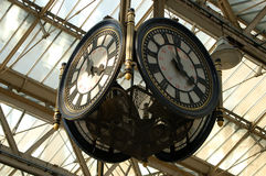 Reloj Foto de archivo libre de regalías