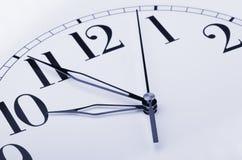 Reloj fotografía de archivo