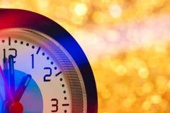 Reloj 1 Imagen de archivo libre de regalías
