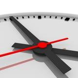 Reloj #6 stock de ilustración