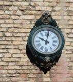 Reloj 001 Foto de archivo libre de regalías
