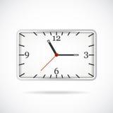 Reloj abstracto. Imágenes de archivo libres de regalías