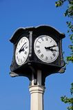 Reloj adornado, Stafford Fotos de archivo libres de regalías
