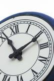 Reloj al aire libre 1 imagenes de archivo