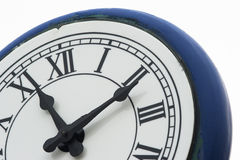 Reloj al aire libre 2 imagen de archivo