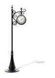 Reloj al aire libre 2 stock de ilustración
