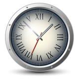 Reloj analogico Imagen de archivo libre de regalías