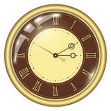 Reloj analogico ilustración del vector