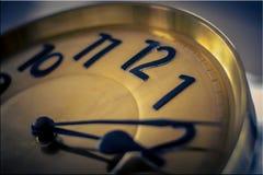 Reloj analogico Imagen de archivo