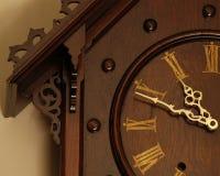 Reloj antiguo Fotografía de archivo