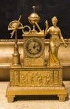 Reloj antiguo Foto de archivo