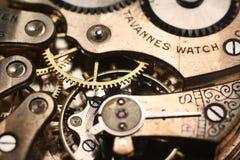 Reloj antiguo Imagen de archivo