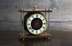 Reloj antiguo Imagenes de archivo