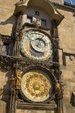 Reloj astronómico Fotografía de archivo libre de regalías