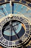 Reloj astronómico Foto de archivo
