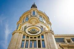Reloj astronómico en Batumi Fotos de archivo