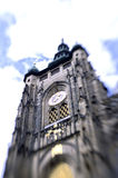 Reloj astronómico Praga, República Checa Fotografía de archivo libre de regalías