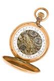 Reloj-calendario Imagen de archivo libre de regalías