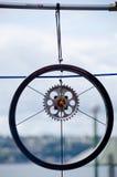 Reloj circundado hecho a mano Fotos de archivo