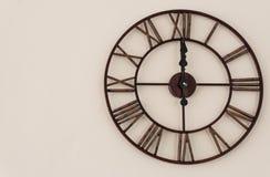 Reloj clásico Fotos de archivo