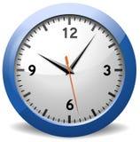 Reloj clásico de la oficina Foto de archivo