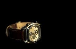 Reloj costoso Fotografía de archivo