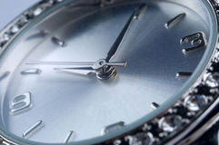 Reloj costoso Imagenes de archivo