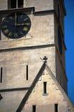 reloj de 3 o Foto de archivo