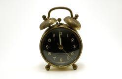 Reloj de alarma imágenes de archivo libres de regalías
