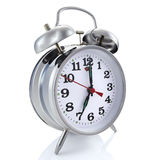 Reloj de alarma. Imagenes de archivo