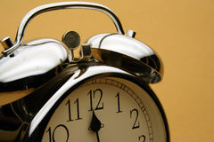 Reloj de alarma Fotografía de archivo