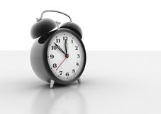 Reloj de alarma 3D libre illustration