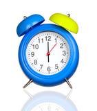 Reloj de alarma agradable Fotos de archivo